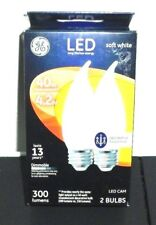 GE 40W LED Bulb (Two Packs)
