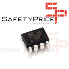 ATTINY85-20PU IC MCU 8BIT 8KB FLASH 8DIP mikro chip mikrochip microcontroller