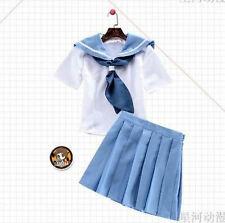 Anime Kill LA Kill Mankanshoku Mako Sailor Uniform Cosplay Costume dress