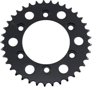 JT Steel Rear Sprocket (520 / 37T) (Standard) Gray JTR735 37 24-8958 JTR735-37