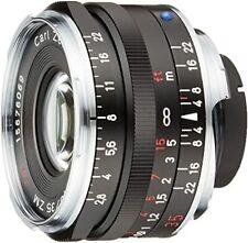 Carl ZEISS C Biogon T * 35mm f2.8 ZM Mount Lens - BLACK Made in Japan 62°-53°