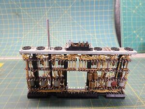 Vintage 1950s 8-tube Module Pluggable Board 1954 IBM Mainframe Computer
