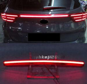 For Kia Sportage QL LX / EX  2017-2021 LED Rear Trunk Tail Light Stop Brake Lamp