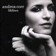 ANDREA CORR - LIFELINES USED - VERY GOOD CD