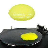Magic Dust Cleaner LP Vinyl Turntable Record Cartridge Rubber Cleaning Slimy Gel