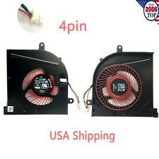 Original New CPU Cooling Fan for MSI GS63VR 6RF 7RF 7RG GS63VR Stealth Pro