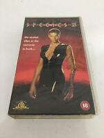 VHS Species 2  PAL