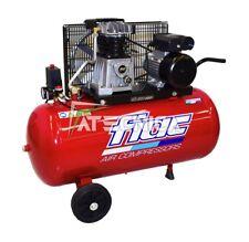 Compresseur d'air 100 L Fiac AB 100-268T à courroie puissance 1,5 kw en chariot