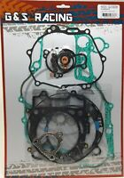 G&S Complete Gasket Kit Set Top And Bottom End YAMAHA YZ450F 2014-2017 yz 450f