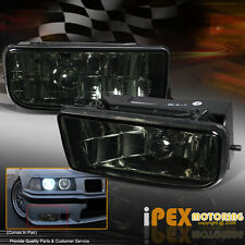 (3-Series) BMW 1992-1998 E36 318/325/328 Smoke Fog Light W/ Bracket & Bulbs