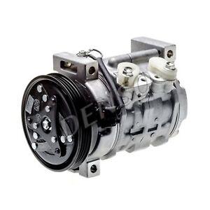 DENSO A/C Compressor - DCP47006 - Fits Suzuki ALTO IV (02-08)