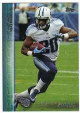 2015 Topps Field Access Football Blue Parallel #12 Bishop Sankey Titans