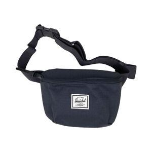 Herschel Fourteen Hip/Bum Bag in Peri Ripstop Black