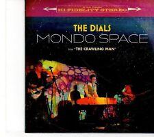 (EY903) The Dials, Mondo Space - 2014 DJ CD
