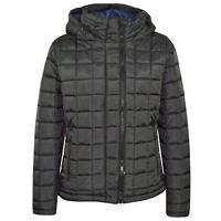Boys Jacket Kids Designer Black Foam Padded Puffa School Warm Thick Jackets Coat