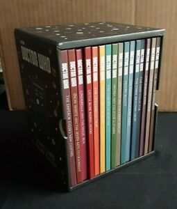 DOCTOR WHO - Time Lord Fairy Tales (Slipcast Edition) <16 Hardcover Books>