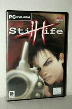 STILL LIFE GIOCO USATO OTTIMO STATO PC DVD VERSIONE ITALIANA GD1 47403