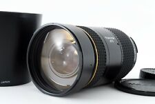 Tokina AT-X 80-400mm F4.5-5.6 AF Zoom Telephoto Lens for Nikon F from Japan #90