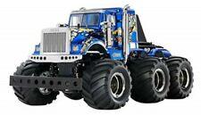 Tamiya Konghead 6x6 Brushed 1:18 RC G6-01 model car Electric Monster truck 4WD Kit 58646