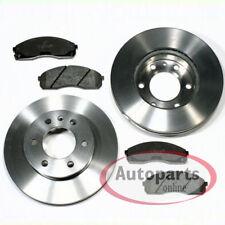 Hyundai H1 Cargo - Bremsscheiben Bremsen Bremsbeläge für vorne die Vorderachse*