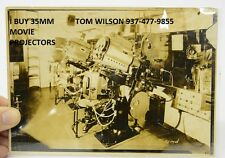 VITAPHONE Photo Ernemann 35mm movie projector Western Electric amplifier vintage