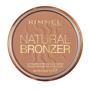 Rimmel Natural Bronzer 022/026/027 And More Choose Your Shade Brand New