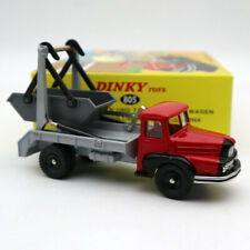 Atlas Dinky 805 Truck Unic Multibenne Marrel and tank Primagaz Diecast 1:43 Cars