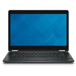 DELL Latitude E7470 i5-6300 2x2,4GHz 8GB 256GB 1920x1080 CAM USB3.0 HDMI WIN10