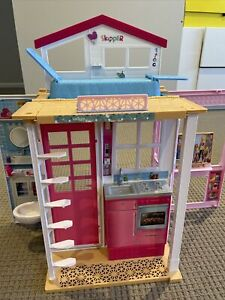 Barbie Foldable 2 Storey House
