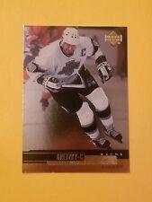 WAYNE GRETZKY  1999-00 Upper Deck Gold Reserve Edmonton Oilers HOF