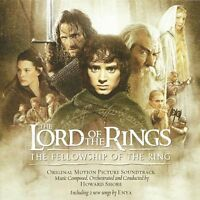Lord Of The Rings Soundtrack - Lord Of The RingsThe Fellowsh [CD]