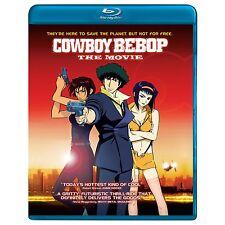 Cowboy Bebop . The Movie . Anime . Blu-ray . NEU . OVP