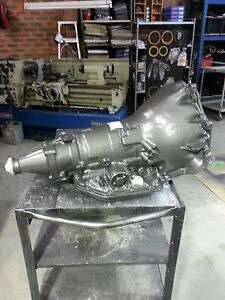 chevy holden turbo 350 stage 3 automatic heavy duty  transmission full manual.