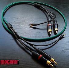 Mogami Neglex 26AWG, mini quad turntable / tonearm cable (SME, VPI etc)