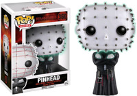 Pinhead Glow in the Dark GITD Hellraiser Funko Pop Vinyl New in Box
