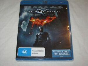 The Dark Knight - Special Edition - Brand New & Sealed - Region B - Blu Ray