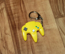 Video Game Controller Keychain Keyring Promo N64 ? Nintendo 64