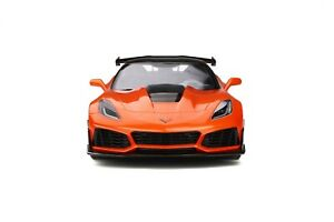 Chevrolet Corvette C7 ZR1 2018 GT246 GT SPIRIT 1/12 NEW