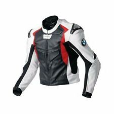 BMW MOTORBIKE LEATHER JACKET MOTORCYCLE LEATHER JACKET MENS RACING BIKER JACKET