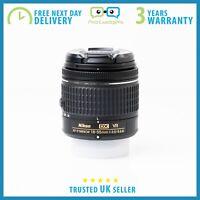 New Nikon AF-P DX NIKKOR 18-55mm f/3.5-5.6G VR Lens (White Box) - 3 Yr Warranty
