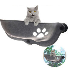 1Pc Cat Ferret Window Seat Pad Bed Car Pet Hammock Suction Cup Warm Kitty PerchL