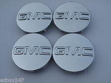 GMC Sierra Yukon Denali Chrome Center Caps 9595759 for 18 20 22 24 In Wheels Rim