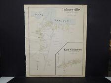 New York, Wayne County Map, 1904 Pulneyville, East Williamson Q3#29