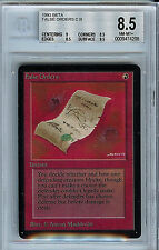 MTG Beta False Orders BGS 8.5 NM-MT+ Magic card Amricons 4208