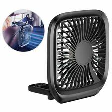 Baseus Car Fan - Headrest, Rear Sitz-Luft-Ventilator Black
