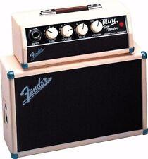 Fender Tone Master MINI AMP Portable Guitar Amplifier Tonemaster/Bandmaster