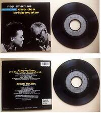 Ray Charles & Dee Dee Bridgewater Disque vinyl 45T 2 titres Precious Thing
