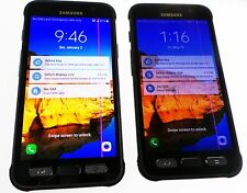 Samsung Galaxy S7 Active G891A AT&T <<ONLY>> 4G LTE <LCD SHOW PURPLE LINE> READ!