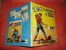 TEX GIGANTE da lire 250 in copertina N°130 a-ORIGINALE 1°EDIZIONE AUDACE BONELLI