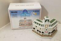 Disney Magic Kingdom Collection Sears Main Street Emporium 1988 w/ Box 30703